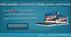 PC servis - podpora KiMax s.r.o.