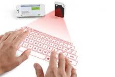 Laserová klávesnica