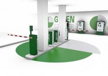 Parkovací systém GP4P Variant společnosti GREEN Center