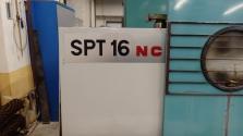 Soustruh poloautomatický SPT 16 NC