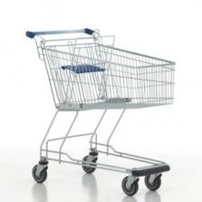 Nákupní vozíky drátěné série DR