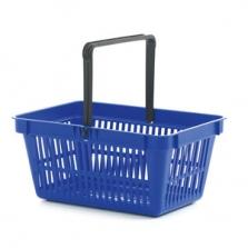 Plastový nákupní košík WA
