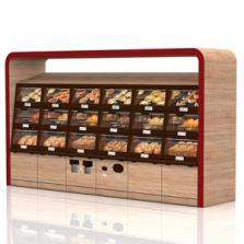 Systém na prodej pečiva BakeOff