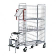 Vychystávací vozíky