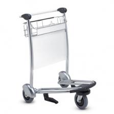 Letištní vozík na zavazadla