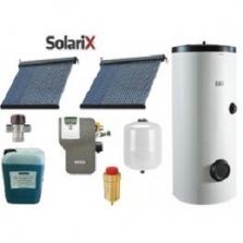 Solarne vakuove kolektory - zostavy