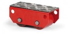 Transportní těhovací plošinky s PUR nebo ocelovým koly, stěhovací podvozky