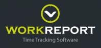 WORK REPORT - Systém elektronické evidence práce