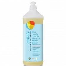 Olivový prací gel na vlnu a hedvábí 1l