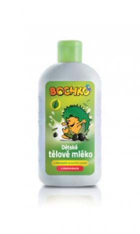 Tělové mléko