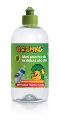 Bochko mycí prostředek na dětské nádobí