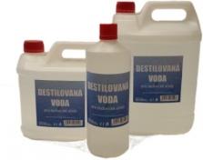 Destilovaná voda