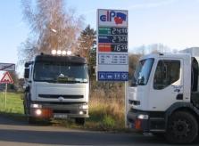 Prodej pohonných hmot