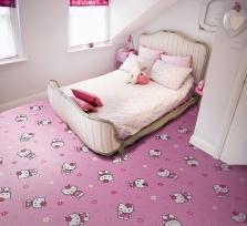 dětský koberec Hello_Kitty