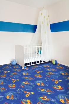 dětský koberec Medvídek Pú
