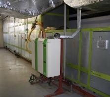 Kontrola klimatizačních systémů