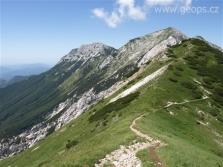 Slovinsko, Julské Alpy a moře