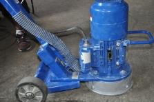 Bruska pro úpravu betonových podlah