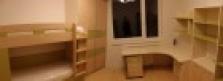 Dětské a obývací pokoje