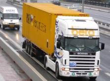 Mezinárodní, vnitrostátní a kontejnerová doprava