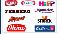 Jacobs Kronung, Tchibo, Nescafe Gold, Nescafe Classic, Lavazza, Dalmayr, Kinder Surprise, kinder čokolady T4-T8, Red Bull, Monster,