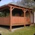 Dřevěné altány