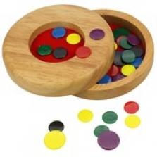 Společenské hry dřevěné