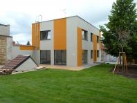 Novostavby a obytné domy