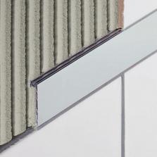 Vnější rohy a ukončení stěn Schodové hrany