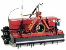 Rotační brány, zakladače trávníků a secí stroje