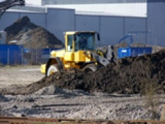 Dekontaminace zemin a kalů