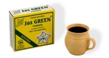 Jas green powder - jasmínový zelený čaj