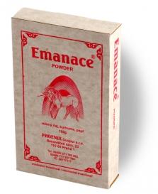 Čaj Emanace powder