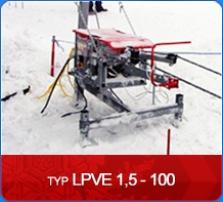 Výroba lyžařských vleků