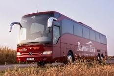 Autobusová doprava DiamondTour