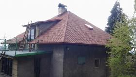 Renovace eternitových, šindelových nebo plechových střech