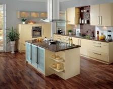 Kuchyně, kuchyňské interiéry (zakázková výroba)