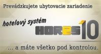 Nový hotelový systém HORES 10