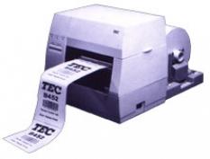 Termotiskárny etiket TEC B-452