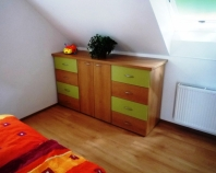 Doplňkový nábytek, obývací stěny, skříně