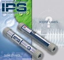 IPS-ionový polarizačný systém odstranovanie a zabraňovanie tvorby vodného kameňa