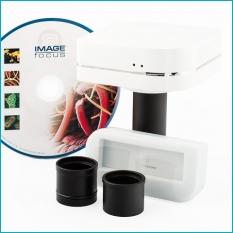 Digitální barevná mikroskopická kamera sCMEX-3