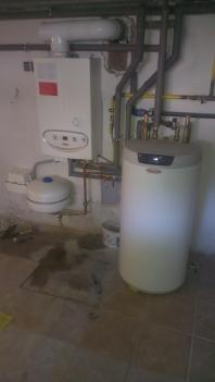 Voda - Kúrenie - Plyn