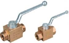 Hydraulika - ventily a kohouty