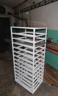 Výroba drobných konstrukcí