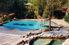 Koupací bazén
