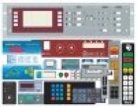 Foliové panelové štítky (FPS) a klávesnice