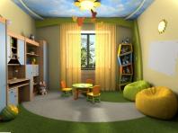 Detské izby (ekologický bio nábytok)