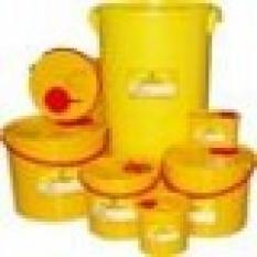 Nádoby na kontaminovaný odpad