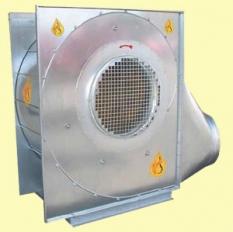 Provzdušňovací ventilátory